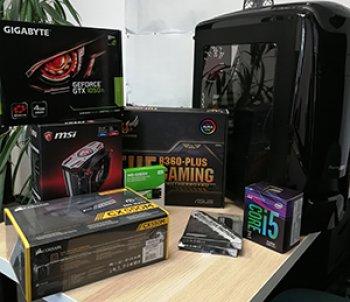 Un PC gaming à petit prix