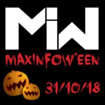 Maxinfoweb fête Halloween avec des lots !