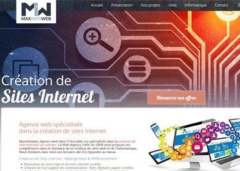 Nouveau Site Maxinfoweb