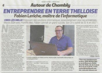 Maxinfoweb dans la presse
