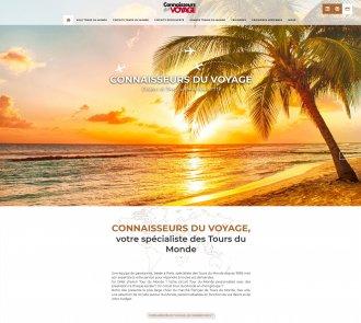 Connaisseurs du Voyage-Spécialiste du Tour du Monde