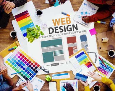 Design de site internet