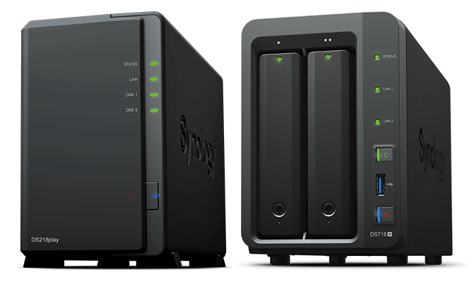 NAS_Synology